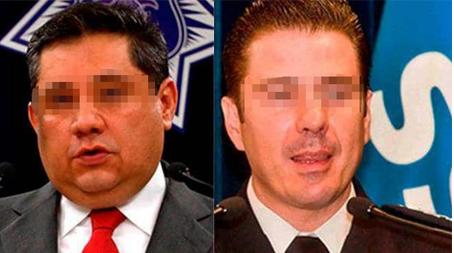 Hay solicitud de extradición en contra de subalternos de García Luna