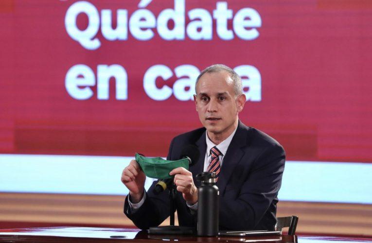 México alcanza 456 mil 100 casos confirmados y 49 mil 698 defunciones