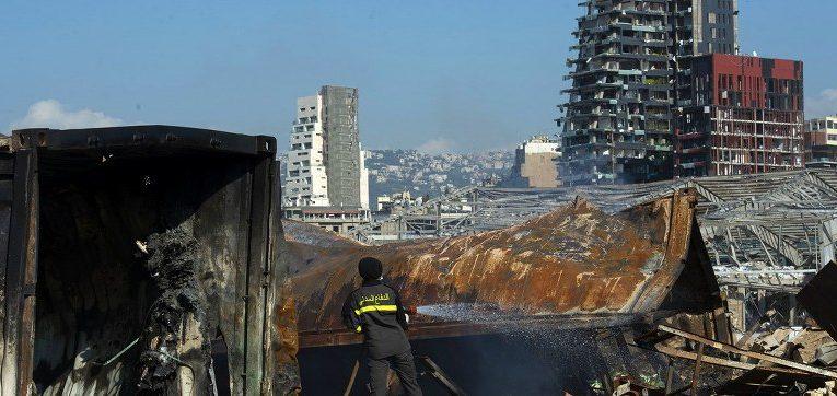 ONU se moviliza para ayudar a Beirut tras la catástrofe