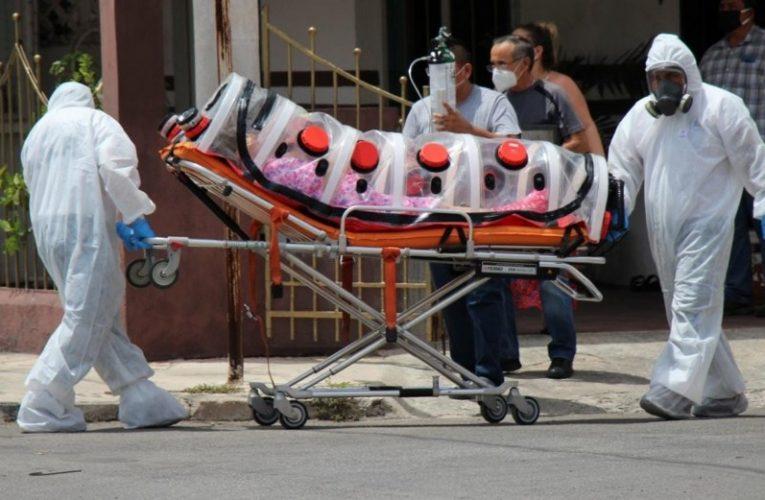 Yucatán supera las mil 300 muertes