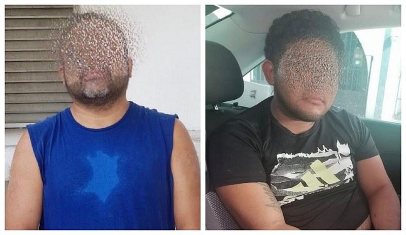 Dos detenidos por intentar atropellar a un agente