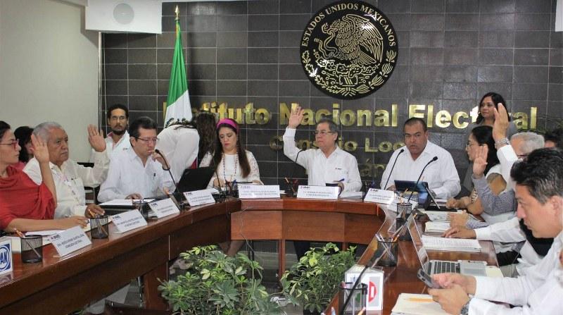 INE: Convoca para elección consejeros suplentes en Yucatán
