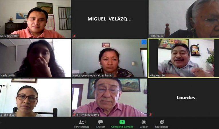Inician cursos de lengua maya