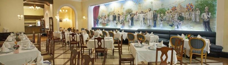 Canirac: En picada, los restaurantes