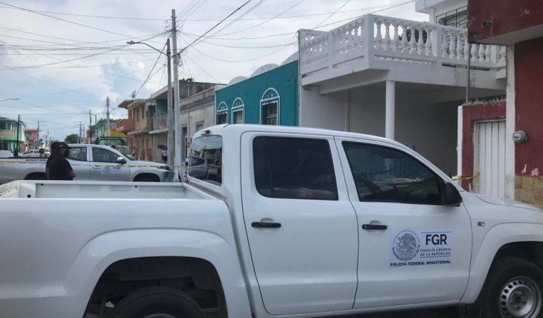 Asegura la FGR un predio huachicolero en Progreso
