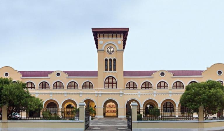 Cumple 100 años la antigua Estación de Ferrocarriles