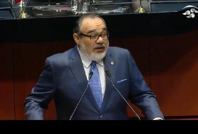 Busquemos la unidad nacional: Jorge Carlos Ramírez Marín