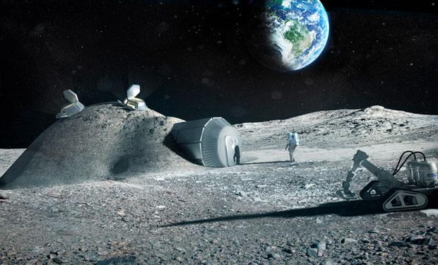 Ocho países firman acuerdos  para explorar la luna