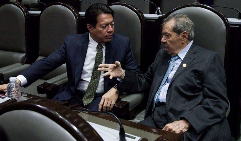 Mario Delgado resultó elegido dirigente nacional de MORENA
