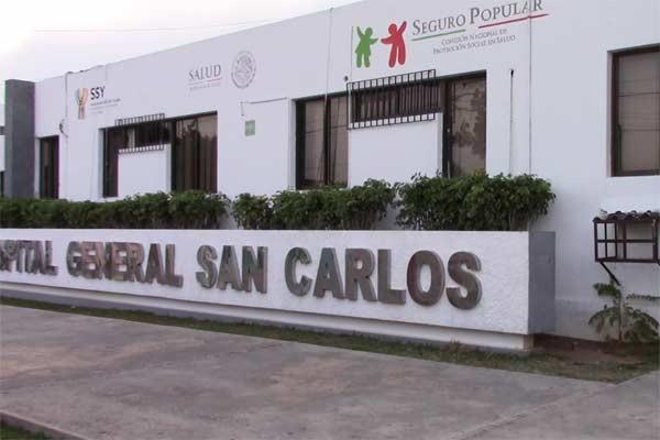 Obstaculizan preparación de alimentos en hospital Covid San Carlos