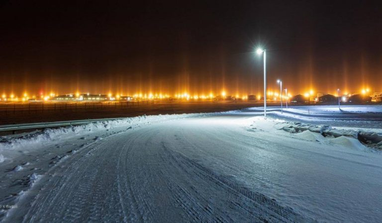 Pueblo de Alaska se queda sin sol por dos meses