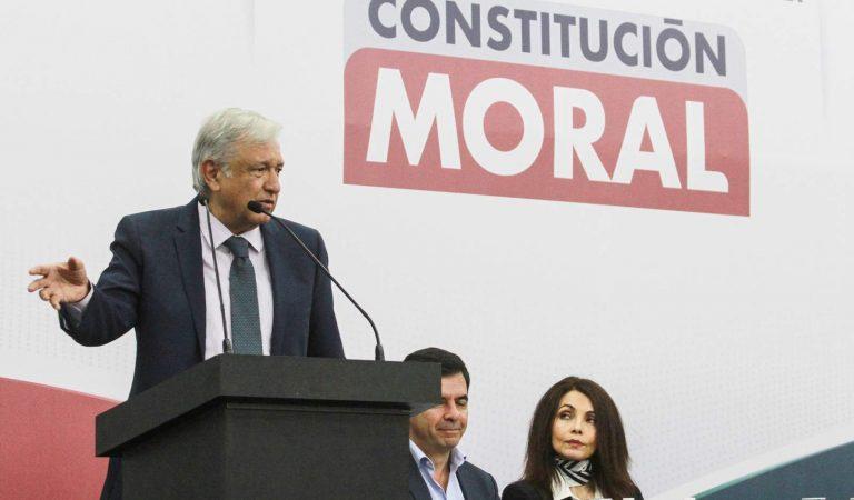"""""""La moral es un árbol que da moras"""""""