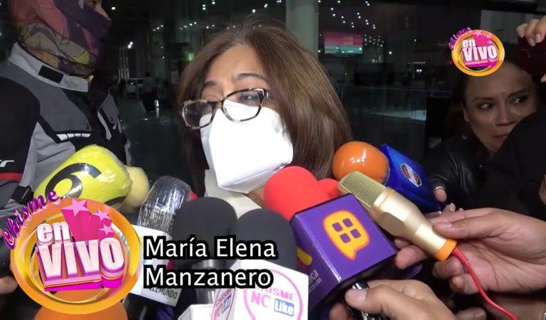 Antes de morir, Manzanero derramó unas lágrimas