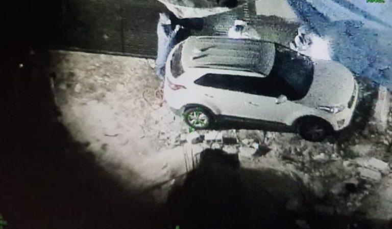 Localizan el vehículo de los asesinos de Las Américas