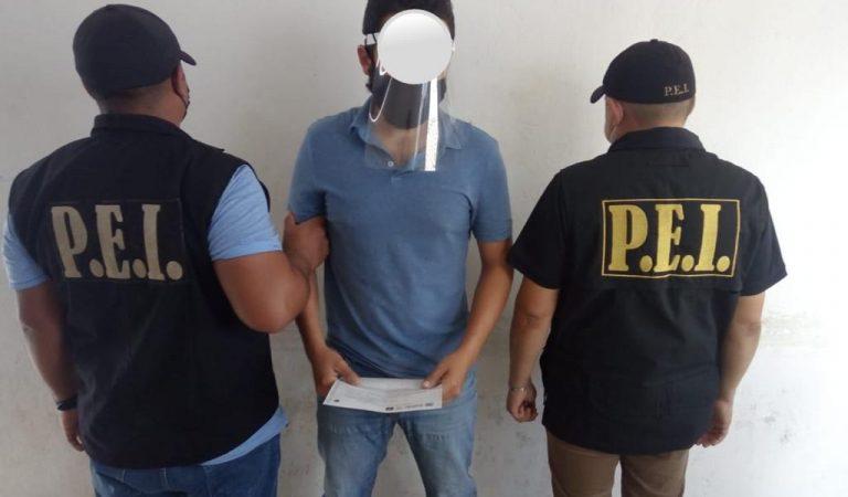 Detienen a peligroso homicida en Las Américas<br>