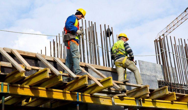 Altibajos en la industria de la construcción