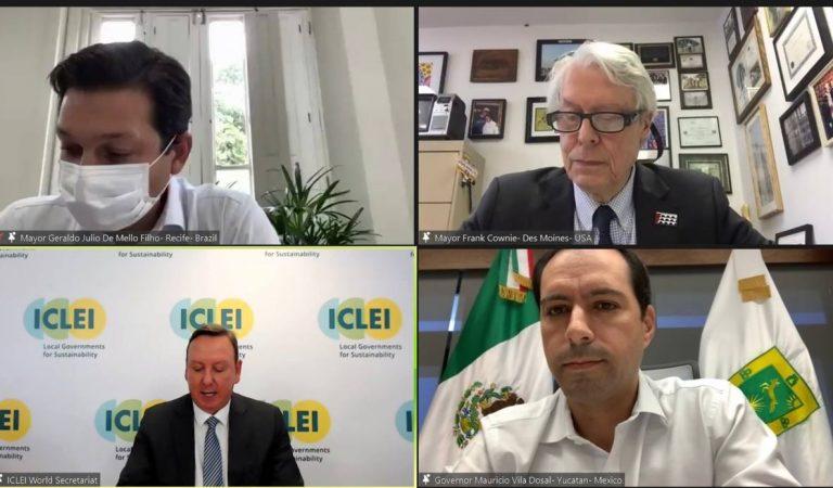 Otorgan importante nombramiento internacional a Mauricio Vila Dosal