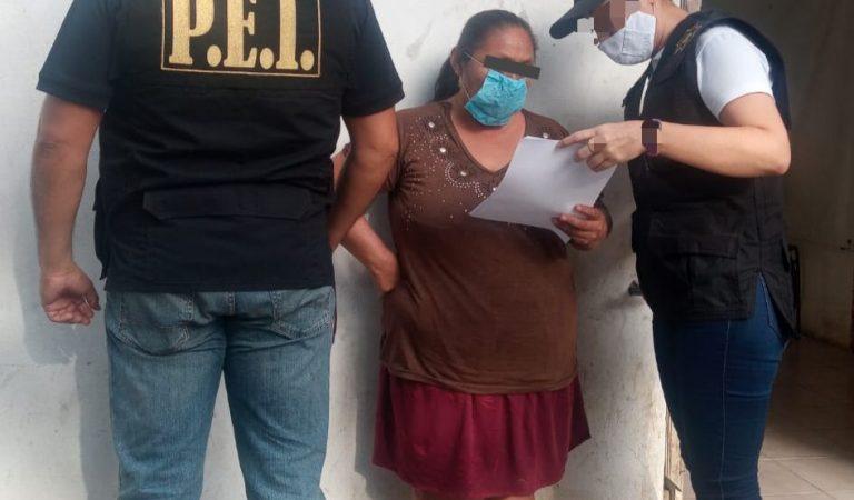 Mujer procesada por violación a una menor
