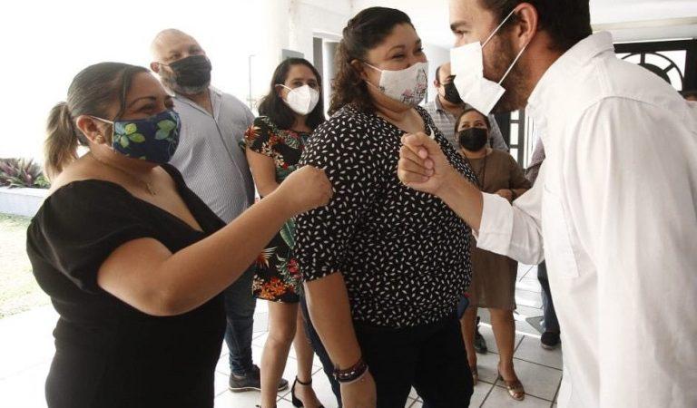 Certeza laboral para los docentes ofrece Pablo Gamboa Miner en su Plan Legislativo