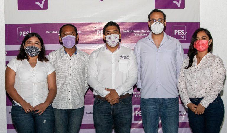 Candidatos de otros partidos se suman a Romario García