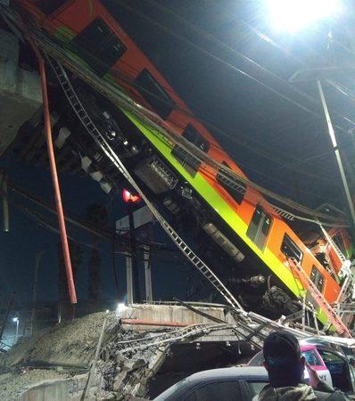 Actualización del listado de fallecidos y heridos por el accidente del metro