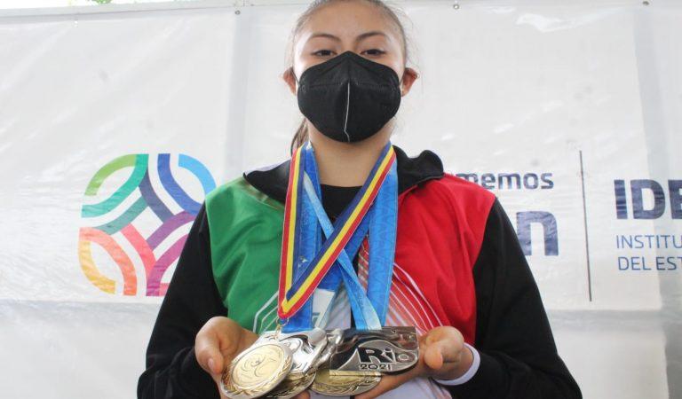 La yucateca Adirem Tejeda, 2o. lugar en el Campeonato Panamericano de Gimnasia Rítmica