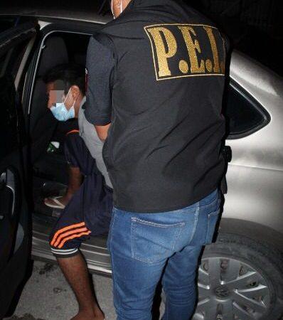 Detienen a tres personas y decomisan drogas en el Sur de Mérida