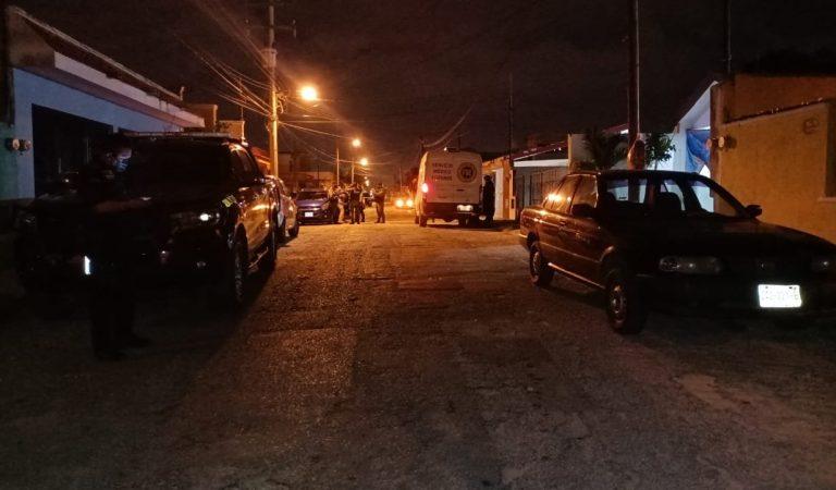 En 2020 se registraron en México 36 mil 579 homicidios