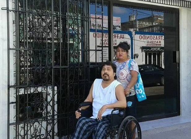 Remigio Alcocer fue operado y solicita apoyode la comunidad