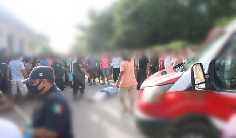 Domingo de balaceras en Tekit y Mérida: Un muerto y 3 lesionados