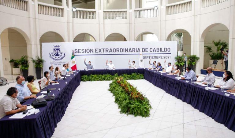 El gabinete de Renán Barrera Concha