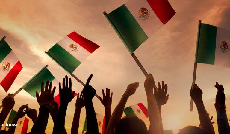 ¡Viva México! no solo cada 15 de septiembre, sino todos los días de nuestra existencia