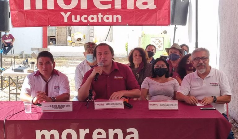 Elecciones internas de Morena hasta el 2022