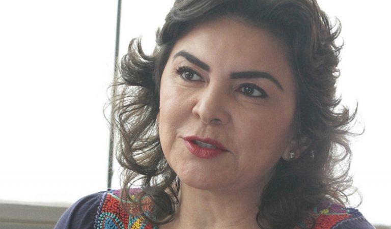 Ivonne Ortega Pacheco denuncia ante la FGR difusión de fotos de su hijo
